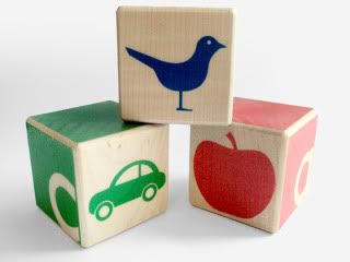 Building blocks and a cool little business