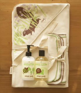 Organic baby essentials make great gifts, naturally.