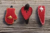 …and warm woolen mittens.