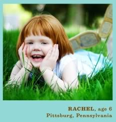 Mamas of redheads, clear a space on your bookshelf