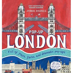 Satisfy your Olympic longing for London with 4 great children's books