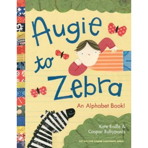 Augie to Zebra: a fab alphabet book from a favorite duo