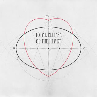 Turn around! It's a total ellipse of the heart.