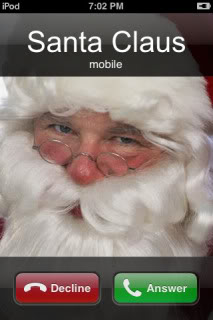 Need Santa? There's An App For That