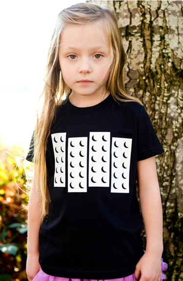 Not just another LEGO tee for kids