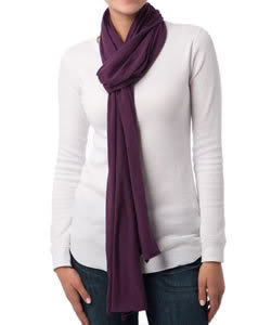 Dipping a toe into the scarf craze of 2008