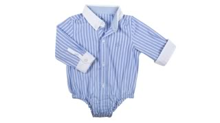 Fancy clothes for baby boys…with a twist