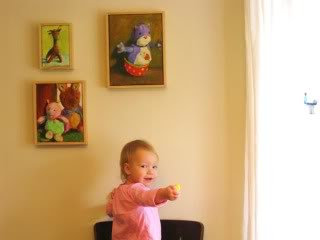 Turn your kid's object of affection into an object d'art