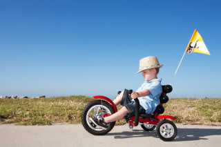 Be the talk of the neighborhood with 3 cool new ride-on toys