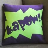 World's best pillow fight pillows (sound effects included)