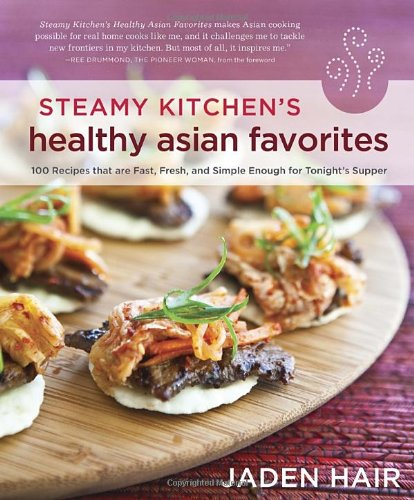 Move over, takeout. We're ordering up the new Steamy Kitchen cookbook.