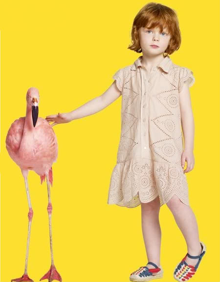 Stella McCartney is back for Gap Kids and Baby