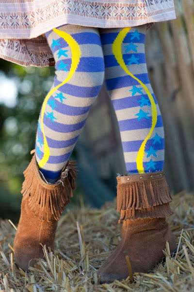 Leggings the way your own girls would make them. Really.