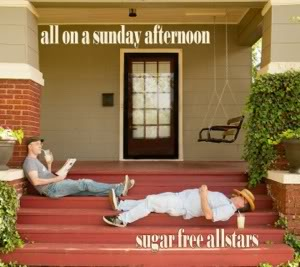 Can I get a witness? Sugar Free Allstars latest CD will make you a believer in their funky sound