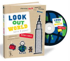 New York City for kids. And their suburban parents.