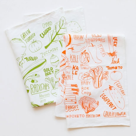 Obsessed with tea towels? Oh, you will be