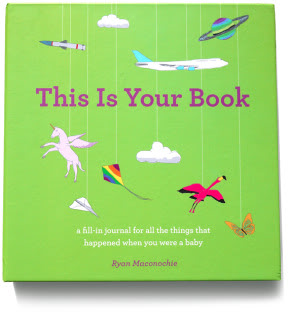 A baby book that's not so babyish