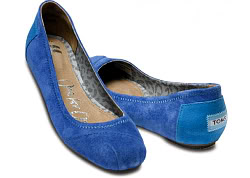 TOMS jumps on the ballet flats trend