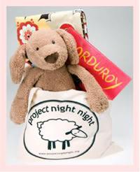 Project Night Night helps a homeless child sleep a little better