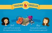 Trading Cradles – It's like Twitter and Craigslist had a really well-behaved baby