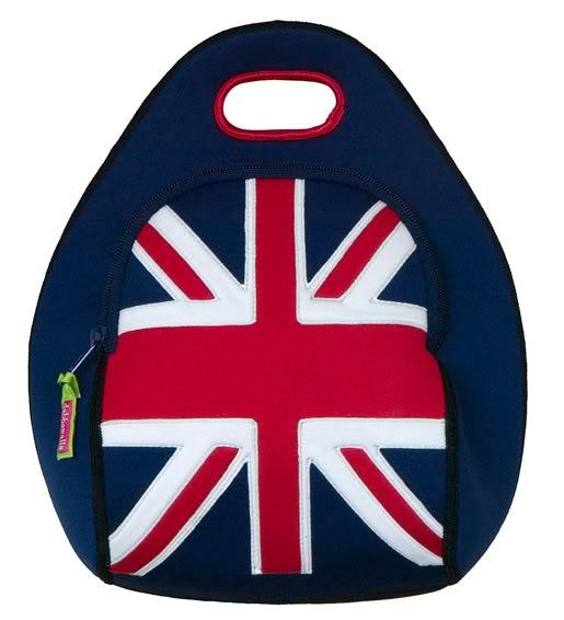 The British lunch bag invasion