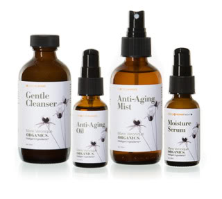 From nature to your ever-changing skin, with love