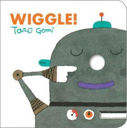 Taro Gomi's new board books. Not bored books.