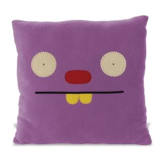 What could be uglier than an Uglydoll? An Uglypillow!