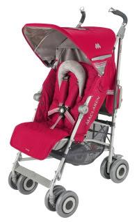 The Maclaren 2011 preview – Stroller junkies, take note!