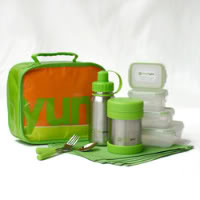 Packing school lunches gets more fun. And more eco-friendly.