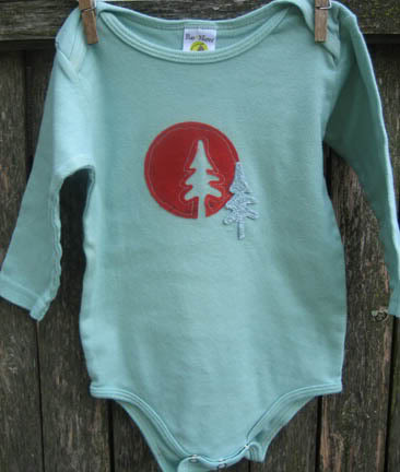 Baby's First Way Cool Christmas Clothes