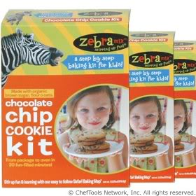 Baking kits for your own little Betty Crocker