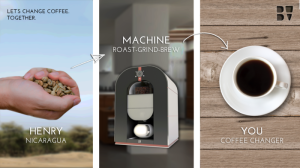 Bonaverde coffee roasting machine on kickstarter   cool mom picks