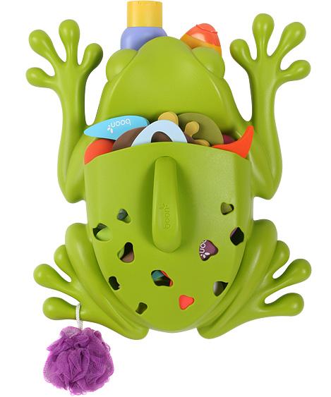 Boon Frog Pod for bath storage | Cool Mom PIcks
