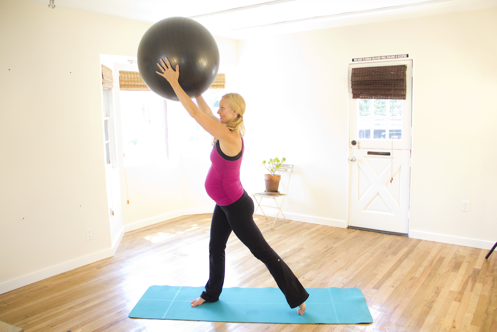Go from knocked-up to knockout with Pilates videos just for moms