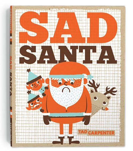 Sad Santa, a new Christmas classic that will make you happy