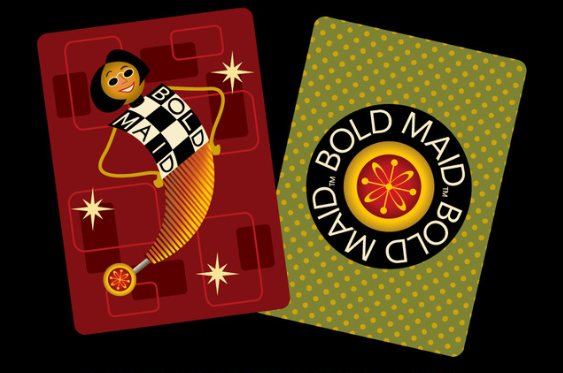 Best kids' toys of 2013: Bold Maid card game | Cool Mom Picks