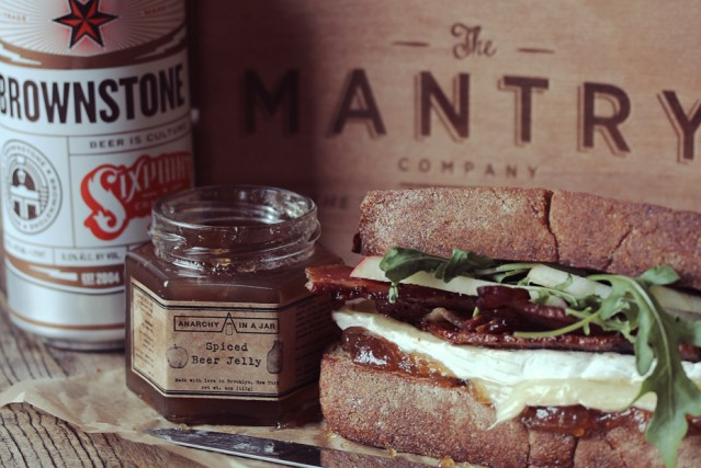 Father's Day Gifts: Mantry gourmet gift subscriptions for men