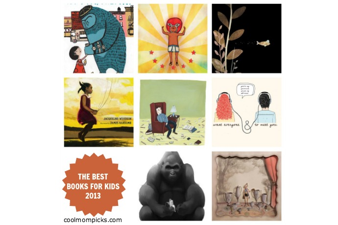 The best books for kids 2013: A round-up of the best 2013 round-ups of the best books for kids.