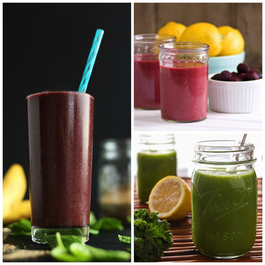 5 deliciously detoxifying smoothies to kick off a healthy new year