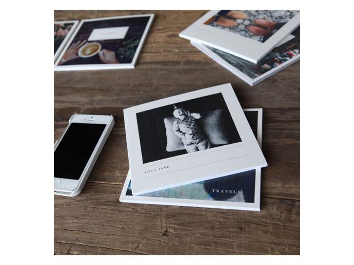 holiday gift: custom photo book | cool mom picks