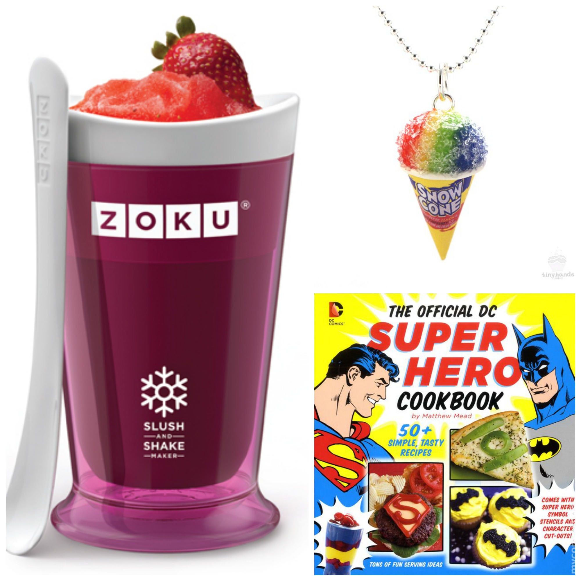 5 foodie holiday gifts that any kid will love, even the picky ones. (i.e. no sushi gift cards.)