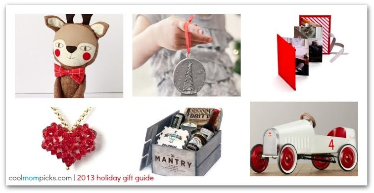 Presenting the 2013 Cool Mom Picks Holiday Gift Guide, with more than 200 of the coolest ideas. Whoo!