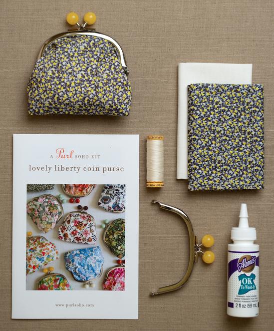 Craft kits at Purl Soho | Cool Mom Picks