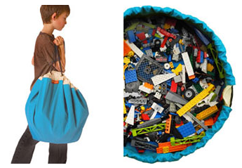 Clever, creative storage solutions for 10 tricky storage problems from LEGOs to jewelry.