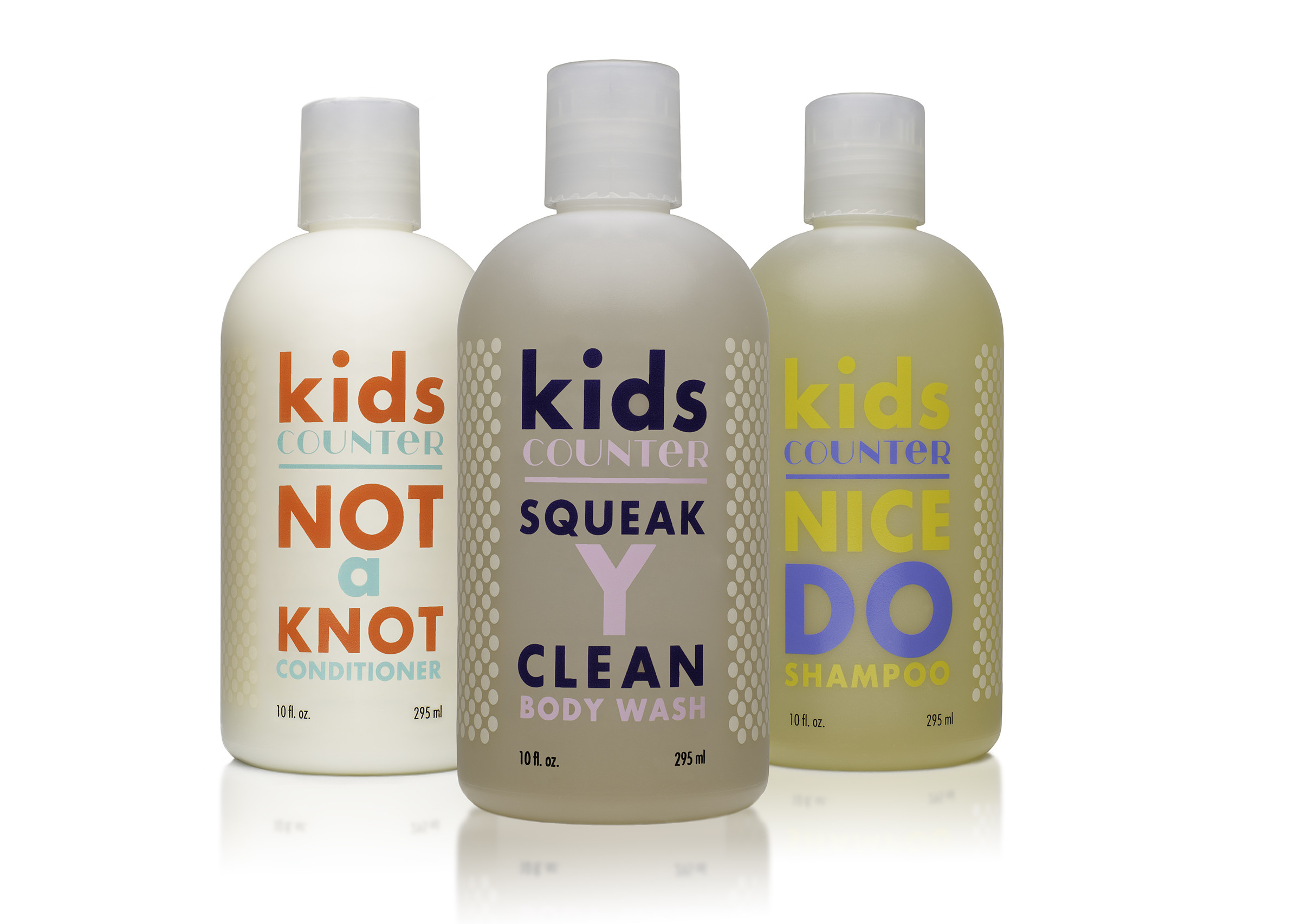 Kidscounter: Non-toxic shampoo for kids that we love. Even if they make your kid want to eat a creamsicle.