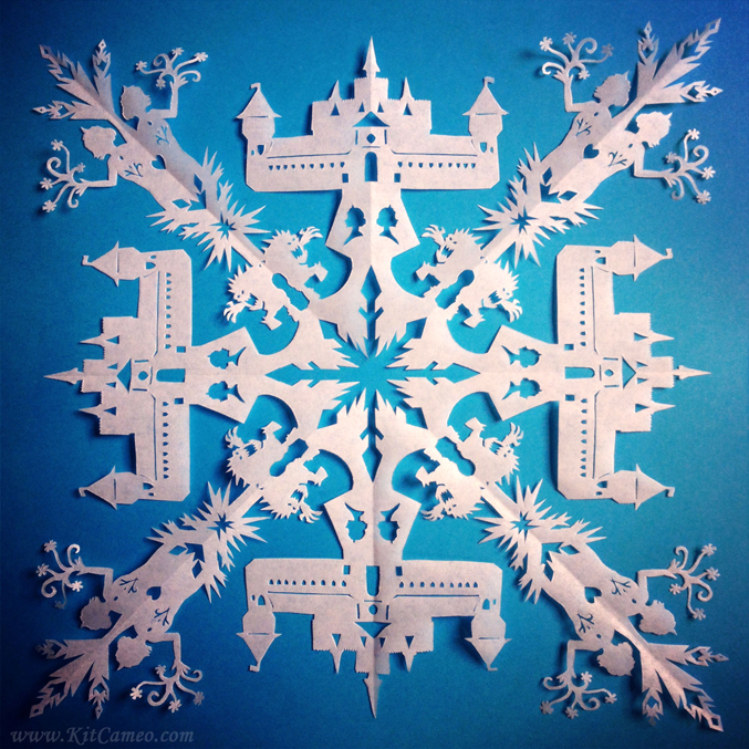 40 Of The Most Amazing Snowflake Patterns Cool Mom Picks Enchanting Snowflake Patterns