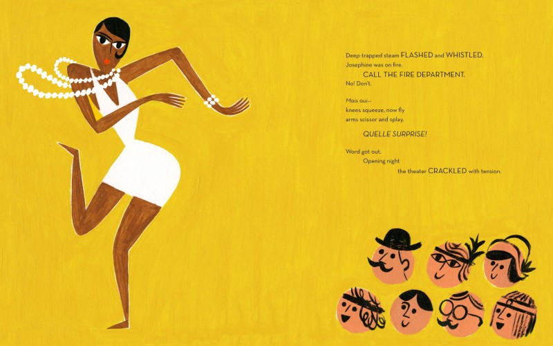 Josephine: A children's book as complex, vibrant, and endearing as Josephine Baker herself.