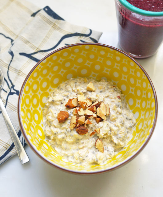 5 delicious ways to jazz up your morning oatmeal