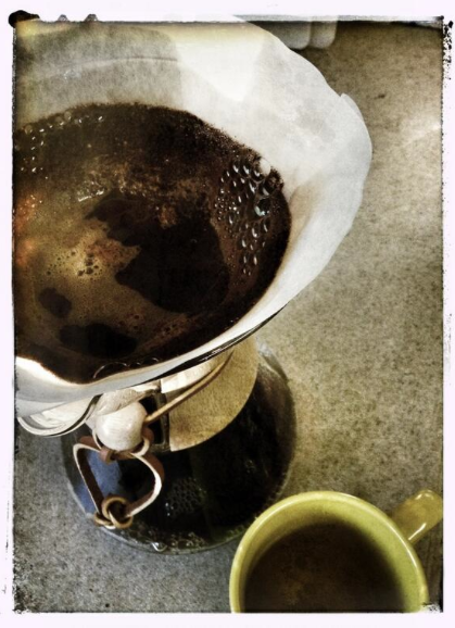How to make coffee with a Chemex | Cool Mom Picks